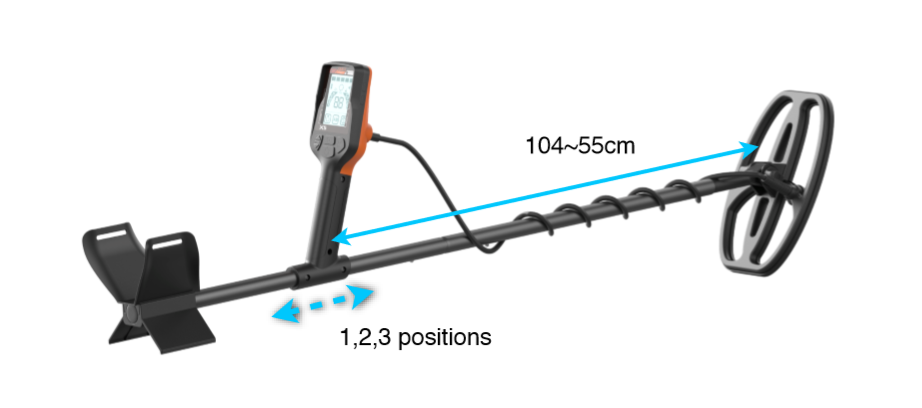 detector-de-metales-quest-x5-medidas