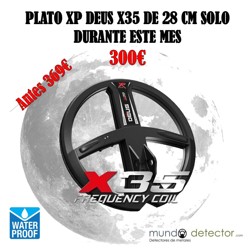 oferta-plato-28cm-detector-de-metales-xp-deus